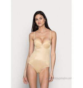 Pour Moi DEFINITIONS STRAPLESS Shapewear caramel/nude