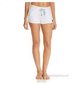 Psycho Bunny Women's Knit Lounge Shorts with Pockets