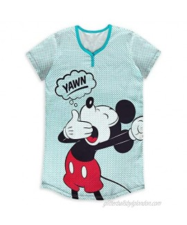 Disney Mickey Mouse Nightshirt for Women